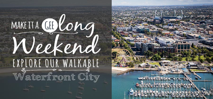 Make it a Waterfront City Weekend